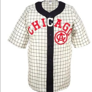Authentic Chicago American Giants Home Jersey